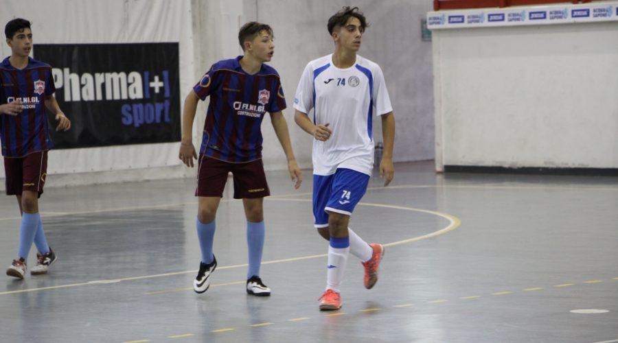 Marrazzo convocato al Futsal Camp di gennaio