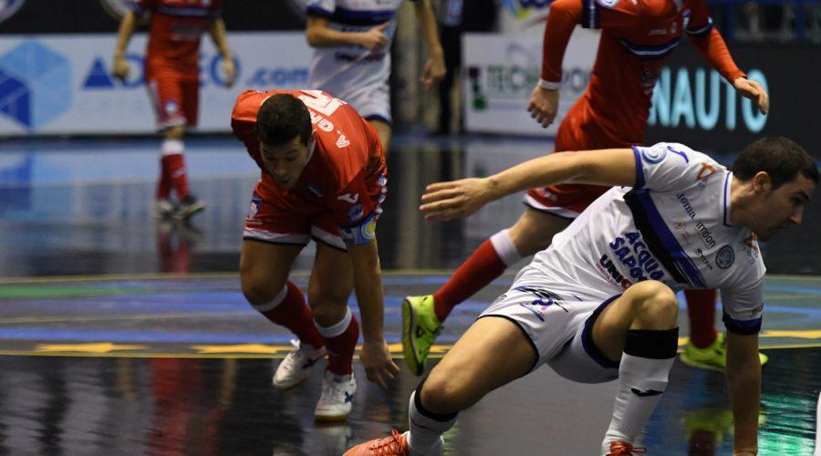 Josè Ruiz in azione in Winter Cup