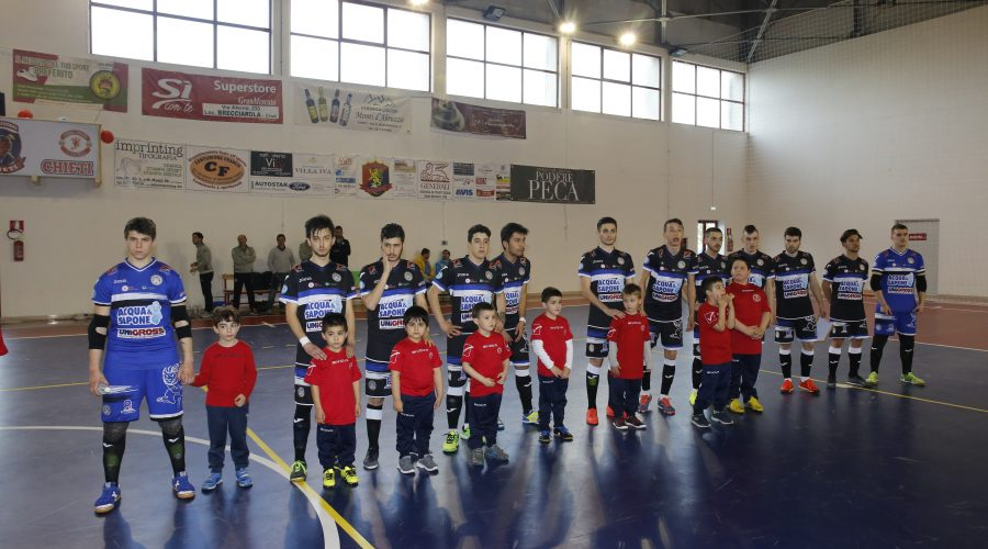 La finale Juniores dello scorso 3 aprile a Bucchianico